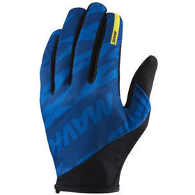 Mavic Deemax Pro Bike Gloves Men blue/black